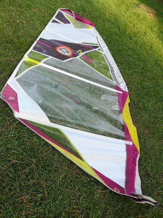 vela windsurf north sail 5'3 Hero