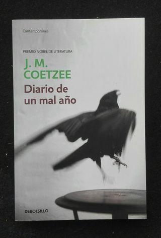 Libro Diario de un mal año.