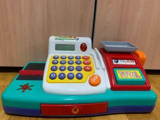 Caja registradora de juguete
