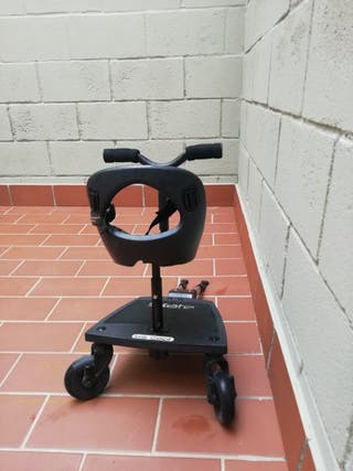 Patinete con asiento be cool
