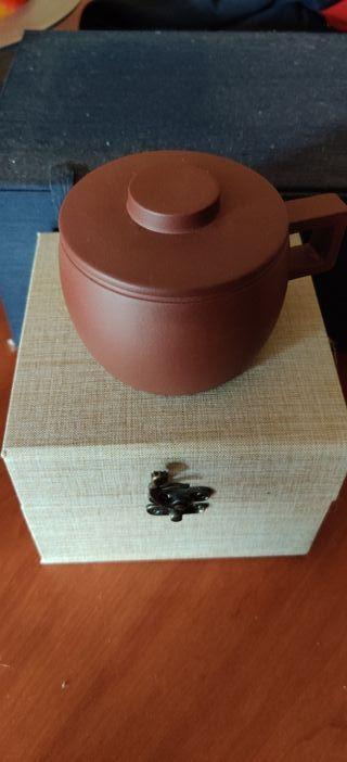 taza de té arcilla de xijing