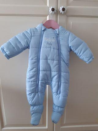 NUEVO chaqueta bebe de 3 meses. Abrigo de niño