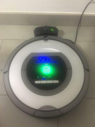 Robot aspirador roomba 772 programable
