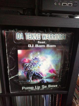 Da Tekno Warriorsfeat.DJ Bam BamPump Up Da B