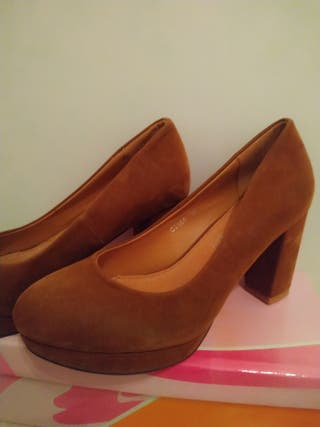zapatos tacon otoño