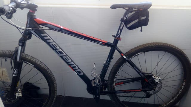 bicicleta montaña megamo R 29