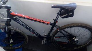 bicicleta montaña megamo