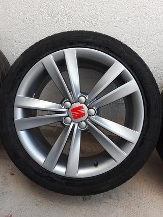 "llantas ruedas seat leon fr mk1 17"""