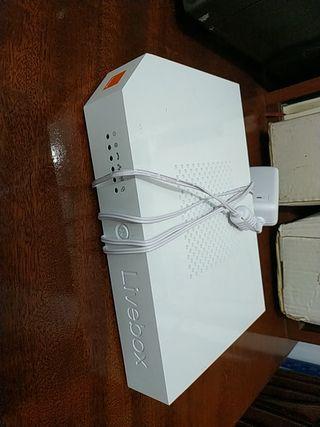 router orange wifi adsl