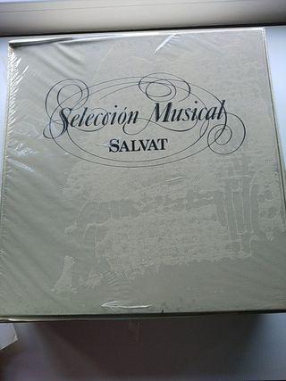 Colección discos vinilo años 80, Selección Salvat
