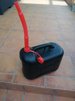 Garrafa gasoil gasolina 20 L