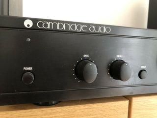 CHOLLO AMPLIFICADOR CAMBRIDGE AUDIO A500RC