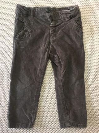 Pantalón bebe Zara 12-18 meses, 86 cm