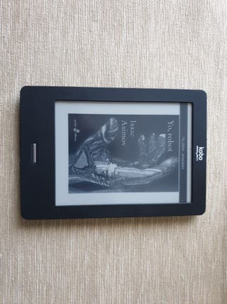 e-reader Kobo Touch (lector de libros electrónicos