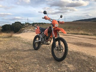 KTM 450EXC