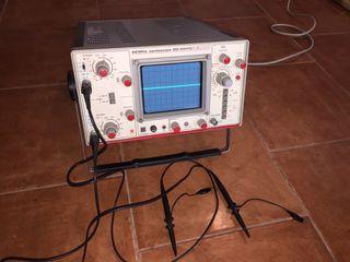 Osciloscopio Promax doble canal 20MHz