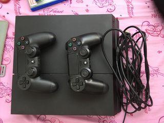 PS4 con mandos incluidos