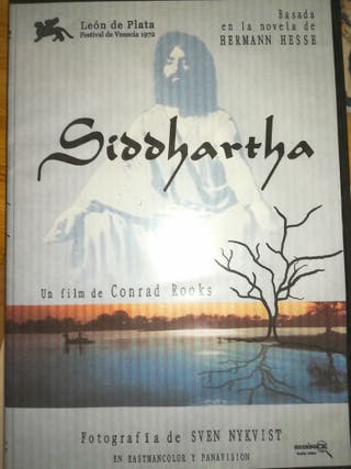 DVD SIDDHARTHA