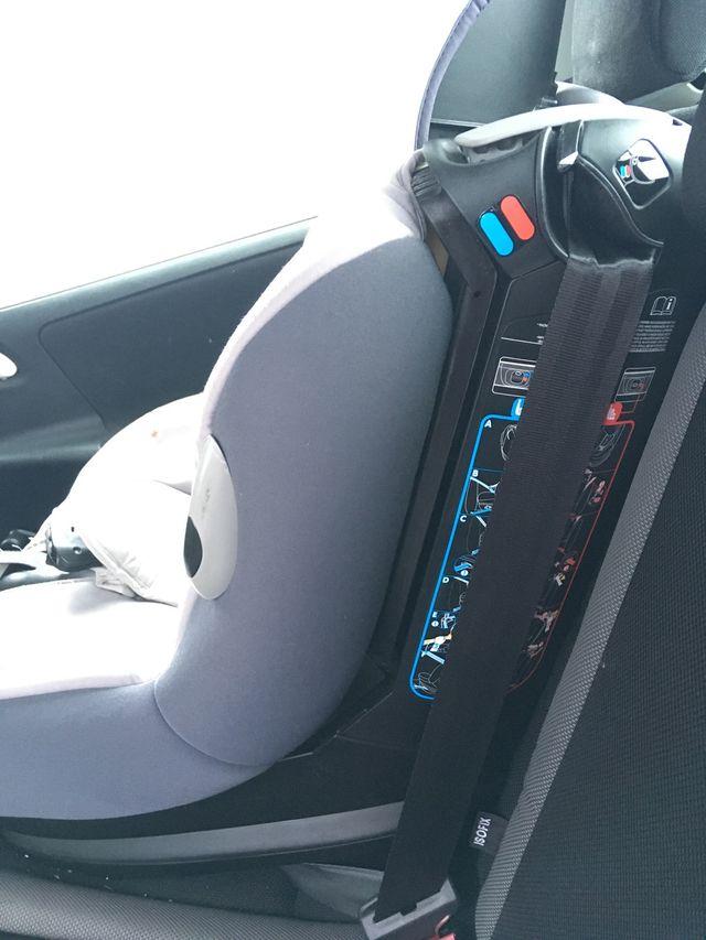 Silla coche 0-1 Bebé Confort Opal