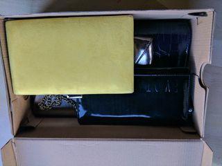 Pack 4 carteras de mano - bolso fiesta