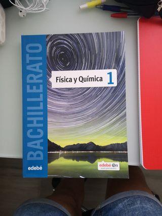 libro física y química 1 bachillerato edebé