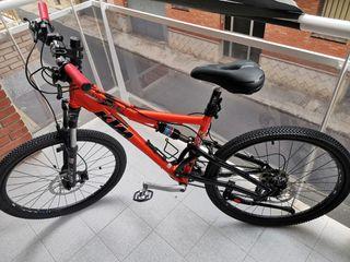 Bici Montaña - Supension! Full MTB - KTM
