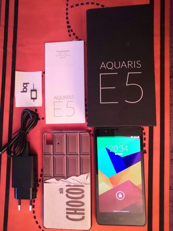 Móvil BQ Aquaris E5