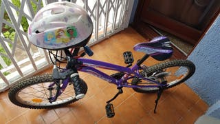 "Bicicleta Megamo 20"" Open Junior"