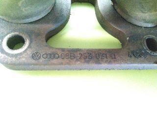 1085131 Colector escape AUDI A4 BERLINA 2.0 2001