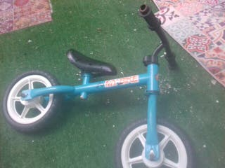 bici niñ@ sin pedales