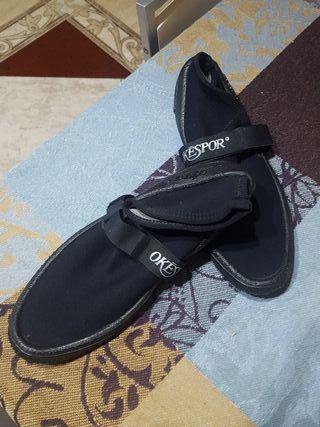 zapatillas okespor..n..43..estan nuevas...