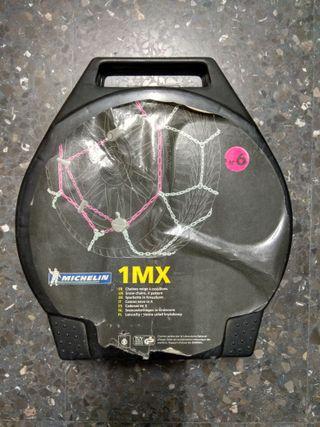 Cadenas de Nieve Michelin 1MX N6