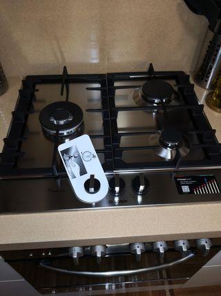 Encimera gas 3 fuegos Bosch