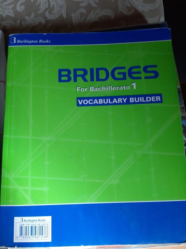 Libro y cuaderno Bridges, 1 Bachillerato