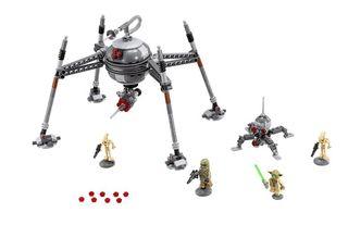 Lego Star Wars 75142