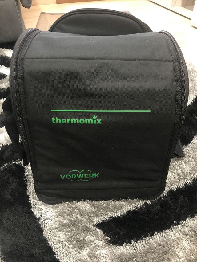 Bolsa maleta transporte thermomix
