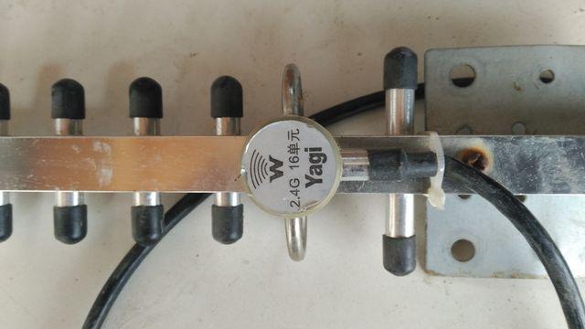 ALFA R36 repetidor wifi y antena