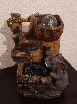fuente de agua,decorativa relajante