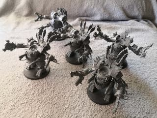 5 Deff Dreads Orks