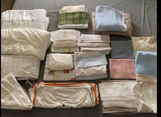 Pack ropa bebé venta tb por separado