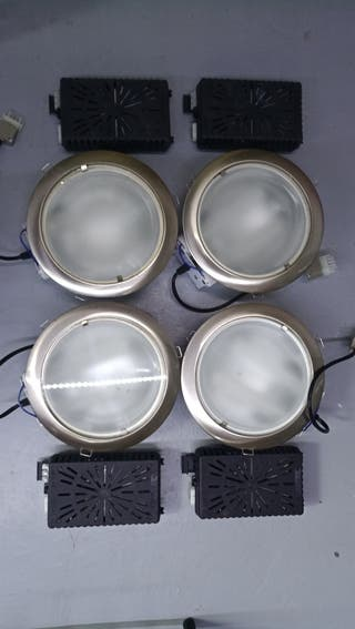 Downlight de bajo consumo