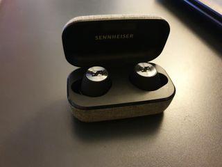 Auriculares Sennheiser Momentum True Wireless