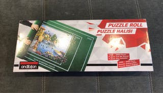 Tapete enrollable puzzle