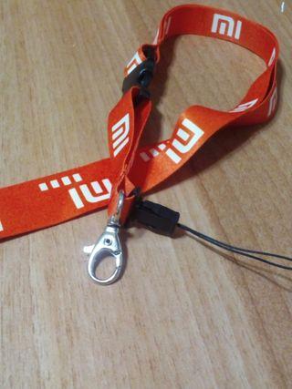 cinta para llaves y movil