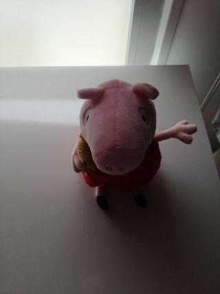 Peluche Pepa pig