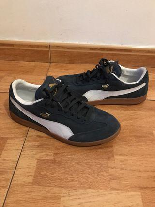 puma liga hombre zapatillas