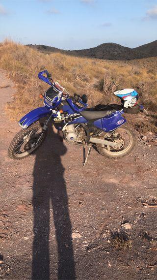 GAS GAS PAMPERA 250. 2003