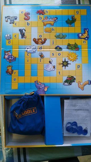 Scrabble junior sin estrenar