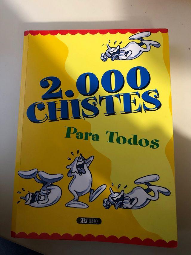 libro 2000 chistes auronplay pdf