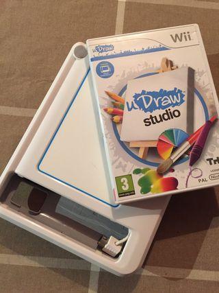 Juego Wii Draw studio